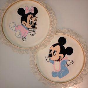 Other - Baby Minnie & Mickey Embroideries